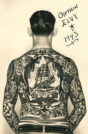 Tattoo: Skin & Bones, Tattoos In the Life of the American Sailor