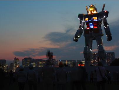 gundam_robot