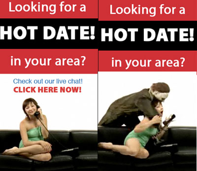 See the Hot Date Banner for Halloween 2