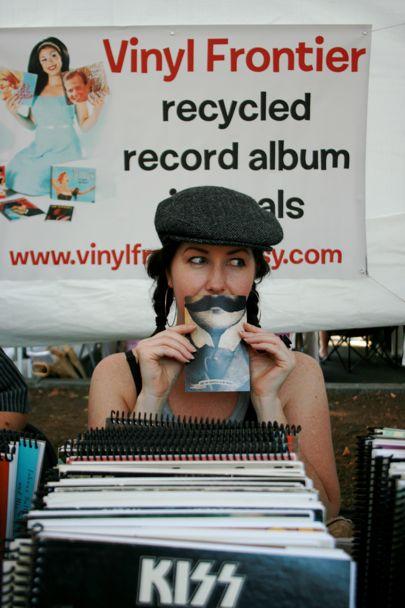 Nicole from Vinyl Frontier