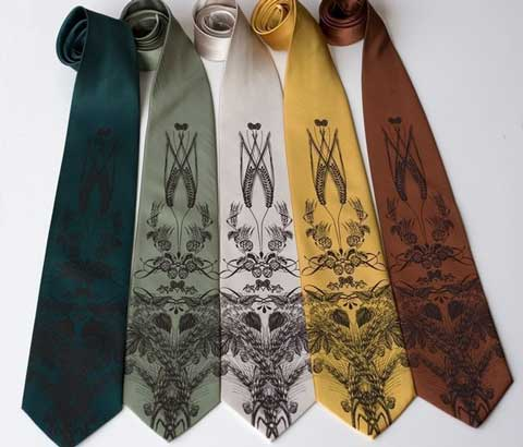 Ties that dont suck