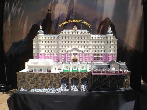 LEGO Grand Budapest Hotel