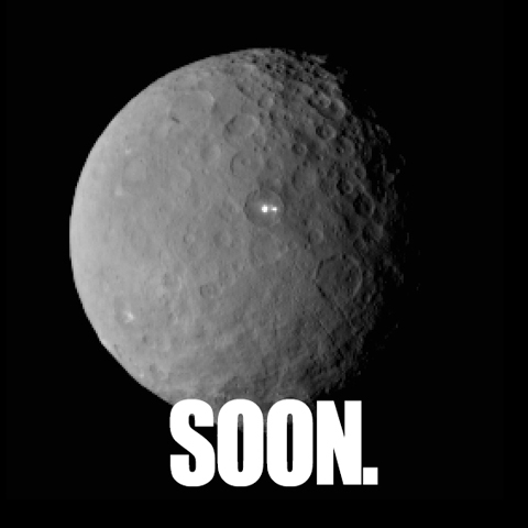 Extraterrestrial City Or Structure On Ceres At Edge Of Solar System Very Reasonable Conclusion